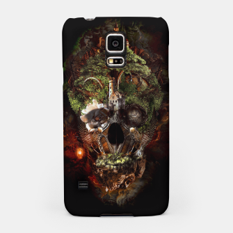 Thumbnail image of Skull Castle Samsung Case, Live Heroes
