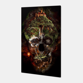Thumbnail image of Skull Castle Canvas, Live Heroes