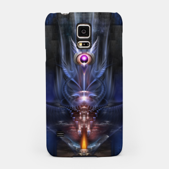 Thumbnail image of Tower Of Light Samsung Case, Live Heroes