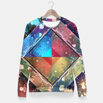 Thumbnail image of Four seasons Fitted Waist Sweater, Live Heroes