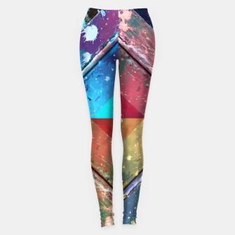 Thumbnail image of Four seasons Leggings, Live Heroes