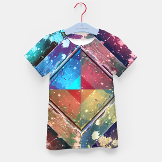 Four seasons Kid's T-shirt thumbnail image