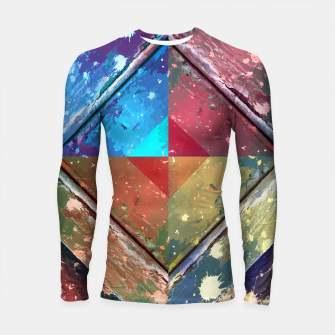 Thumbnail image of Four seasons Longsleeve Rashguard , Live Heroes