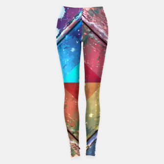 Miniaturka Four seasons Leggings, Live Heroes