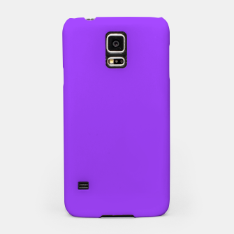 Fluorescent Day glo Purple Neon Samsung Case thumbnail image