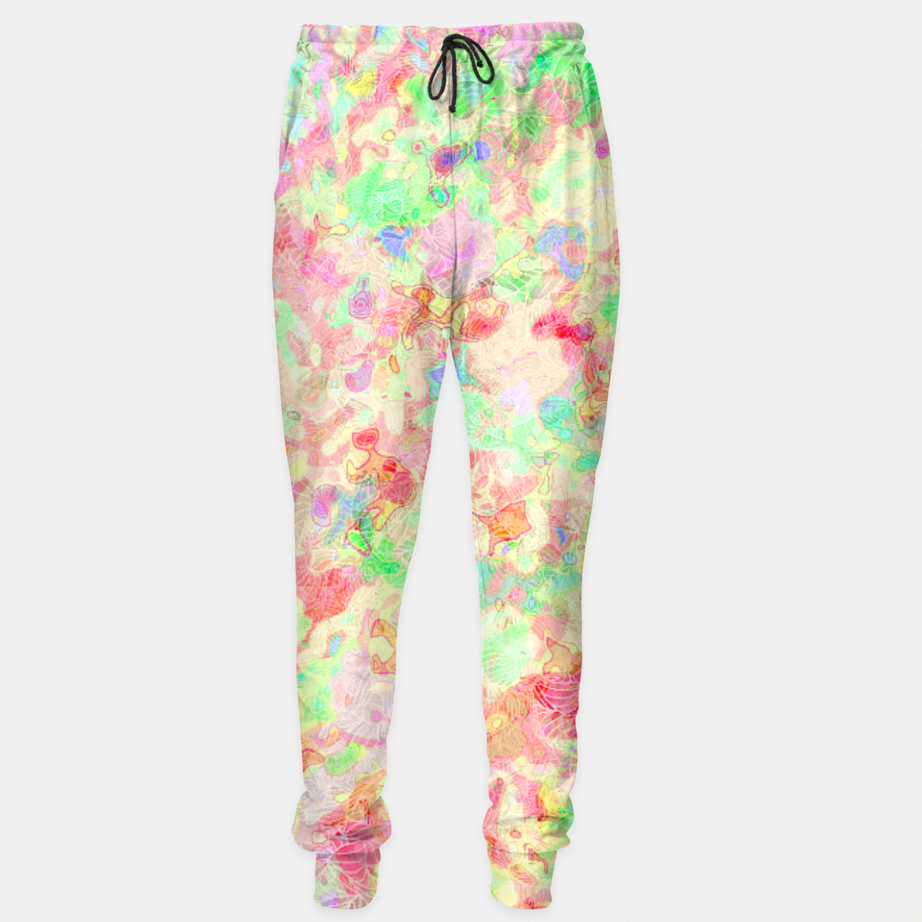 Image of clrs Sweatpants - Live Heroes
