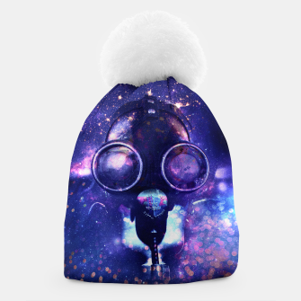 Thumbnail image of Space Punk Beanie, Live Heroes