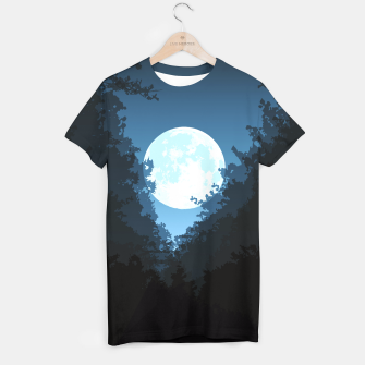 Thumbnail image of Into The Woods T-shirt, Live Heroes