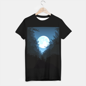 Thumbnail image of Into The Woods T-shirt regular, Live Heroes