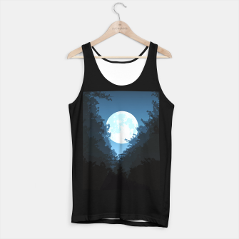 Thumbnail image of Into The Woods Tank Top regular, Live Heroes