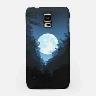 Thumbnail image of Into The Woods Samsung Case, Live Heroes