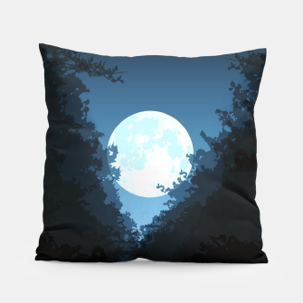 Thumbnail image of Into The Woods Pillow, Live Heroes