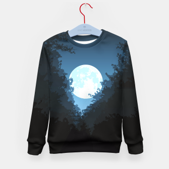 Thumbnail image of Into The Woods Kid's Sweater, Live Heroes