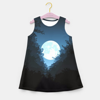 Thumbnail image of Into The Woods Girl's Summer Dress, Live Heroes