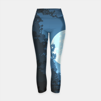 Thumbnail image of Into The Woods Yoga Pants, Live Heroes