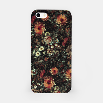 Thumbnail image of Vintage Garden IV iPhone Case, Live Heroes