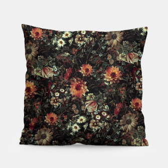 Thumbnail image of Vintage Garden IV Pillow, Live Heroes