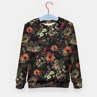 Thumbnail image of Vintage Garden IV Kid's Sweater, Live Heroes