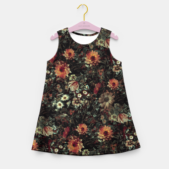 Thumbnail image of Vintage Garden IV Girl's Summer Dress, Live Heroes