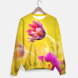 Thumbnail image of Spring Sleeping Flower Sweater, Live Heroes