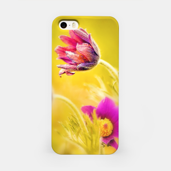 Thumbnail image of Spring Sleeping Flower iPhone Case, Live Heroes