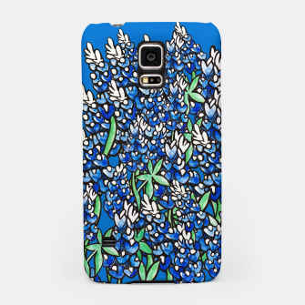 Thumbnail image of Texas Bluebonnets Samsung Case, Live Heroes