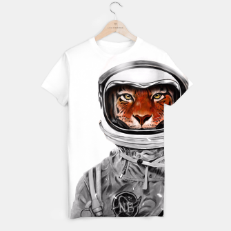 Thumbnail image of Astro Tiger T-shirt, Live Heroes