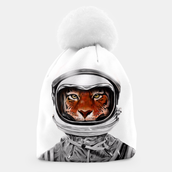 Thumbnail image of Astro Tiger Beanie, Live Heroes