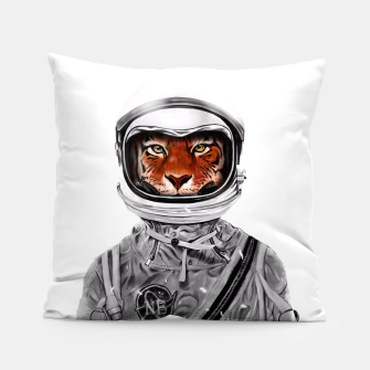 Thumbnail image of Astro Tiger Pillow, Live Heroes