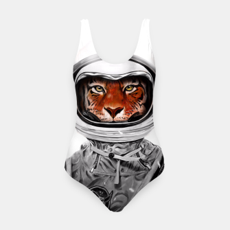 Thumbnail image of Astro Tiger Swimsuit, Live Heroes