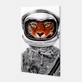 Thumbnail image of Astro Tiger Canvas, Live Heroes
