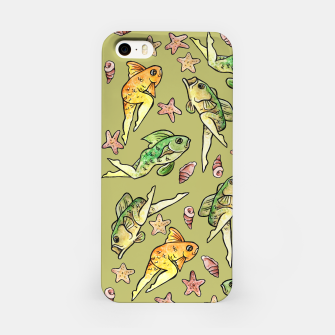 Thumbnail image of Reverse mermaid iPhone Case, Live Heroes