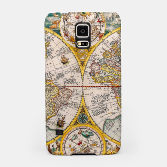 Thumbnail image of ORBIS TERRA RVM Old-Cartographic Map Samsung Case, Live Heroes