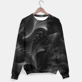 Thumbnail image of Taidushan Swirls Fractal Abstract Sweater, Live Heroes