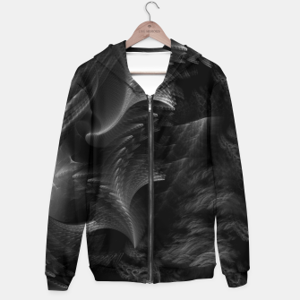Thumbnail image of Taidushan Swirls Fractal Abstract Hoodie, Live Heroes