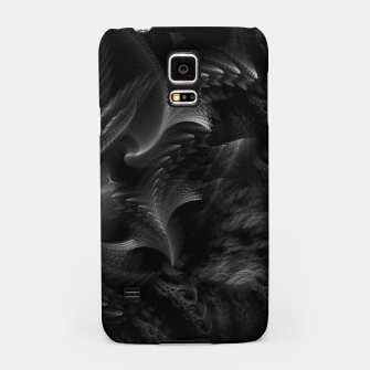 Thumbnail image of Taidushan Swirls Fractal Abstract Samsung Case, Live Heroes