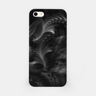 Thumbnail image of Taidushan Swirls Fractal Abstract iPhone Case, Live Heroes
