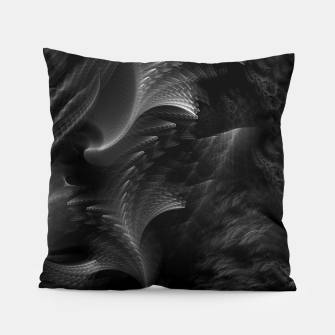 Thumbnail image of Taidushan Swirls Fractal Abstract Pillow, Live Heroes