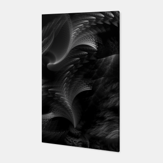 Thumbnail image of Taidushan Swirls Fractal Abstract Canvas, Live Heroes