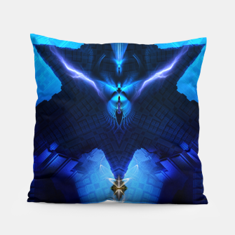 Thumbnail image of The Chamber Of Talidos TRM-FPTee Pillow, Live Heroes