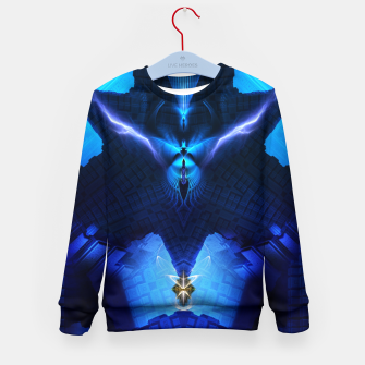 Thumbnail image of The Chamber Of Talidos TRM-FPTee Kid's Sweater, Live Heroes