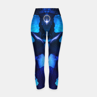 Thumbnail image of The Chamber Of Talidos TRM-FPTee Yoga Pants, Live Heroes