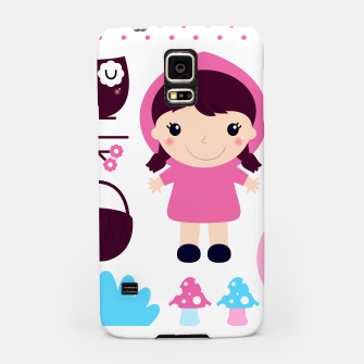 Thumbnail image of Samsung Case with Original art Illustration, Live Heroes