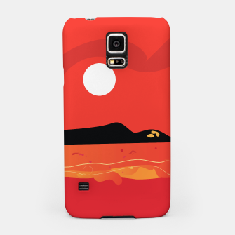Thumbnail image of Samsung Case : PAINTED RED OCEAN Collection, Live Heroes