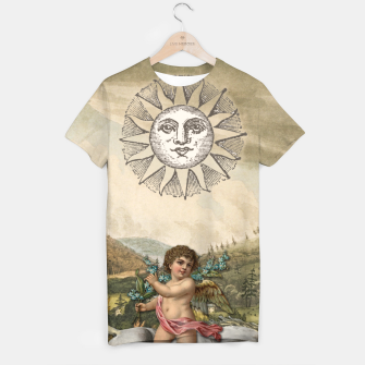 Thumbnail image of THE SUN MAJOR ARCANA T-shirt, Live Heroes