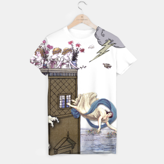 Thumbnail image of THE TOWER MAJOR ARCANA T-shirt, Live Heroes