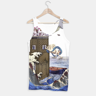 Thumbnail image of THE TOWER MAJOR ARCANA Tank Top, Live Heroes