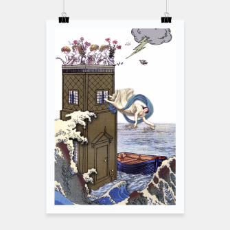 Thumbnail image of THE TOWER MAJOR ARCANA Poster, Live Heroes
