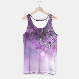 Thumbnail image of Violet Orchids Tank Top, Live Heroes