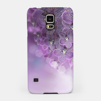Thumbnail image of Violet Orchids Samsung Case, Live Heroes